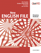 New English File Elementary Workbook  and  CD ROM