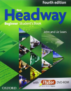 New Headway Beginner Fourth Edition Student's Book + iTutor DVD-Rom