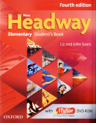 New Headway Elementary Fourth Edition Student's Book + iTutor DVD-Rom